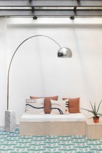 Heju studio parisino interiores vía pinterest
